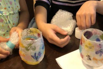 絵画造形教室(夏季イベント)2