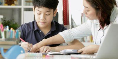 教育シッターの指導